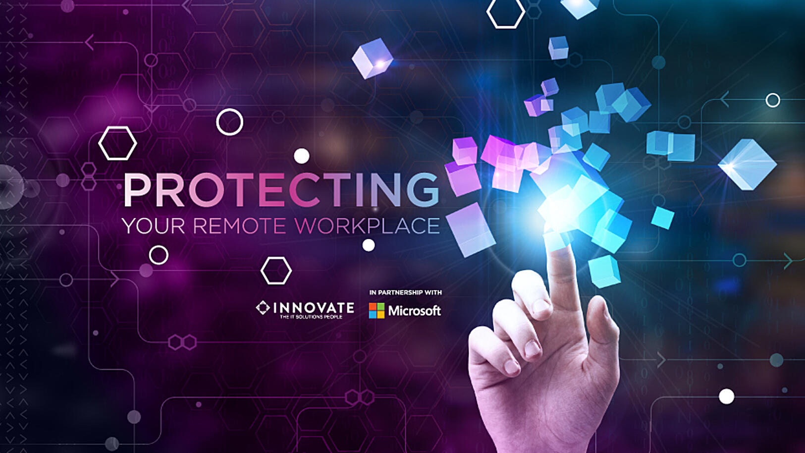 Protect remote workplace