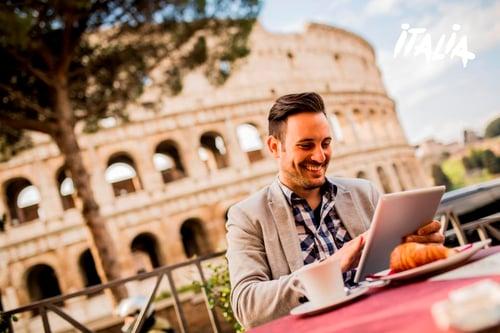 Die Italienische Zentrale für Tourismus auf der Eventbiz 2019