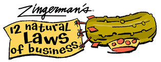 Zingerman's 12 Natural Lawes of Business