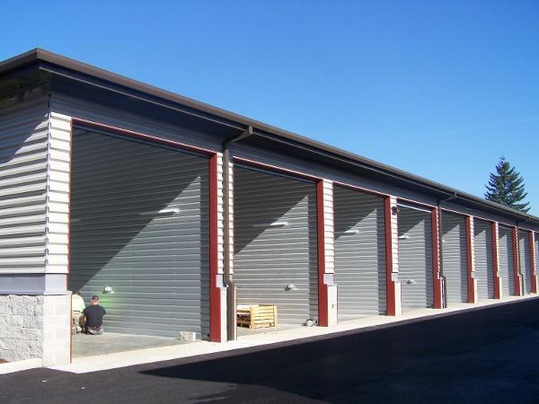 Boat rv self storage mako steel inc for Rv boat storage buildings