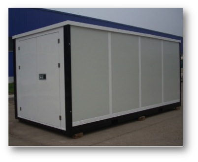 Mobile Storage Movable Storage Mobile Containers