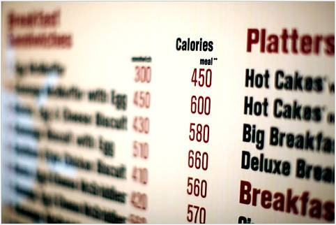 Menu Labeling in Pizzerias | Photo from NYTimes.com