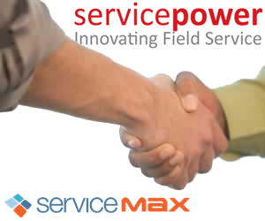 March 10, 2014- Landmark Agreement with ServiceMax | ServicePower | Innovating Field Service