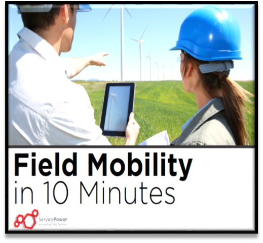 Download the e-Book: Field Mobility in 10 Minutes