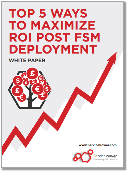 Free White Paper: Top 5 Ways to Maximize ROI Post FSM Deployment