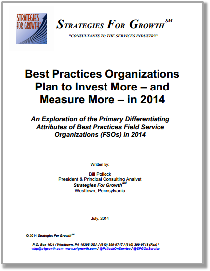 Free White Paper: Consuming M2M Data in the Field Service Organization
