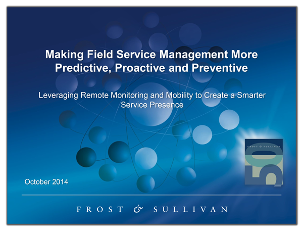 Download a Free Frost & Sullivan Report on the Future of M2M Technology F&S Report (Think Tank)