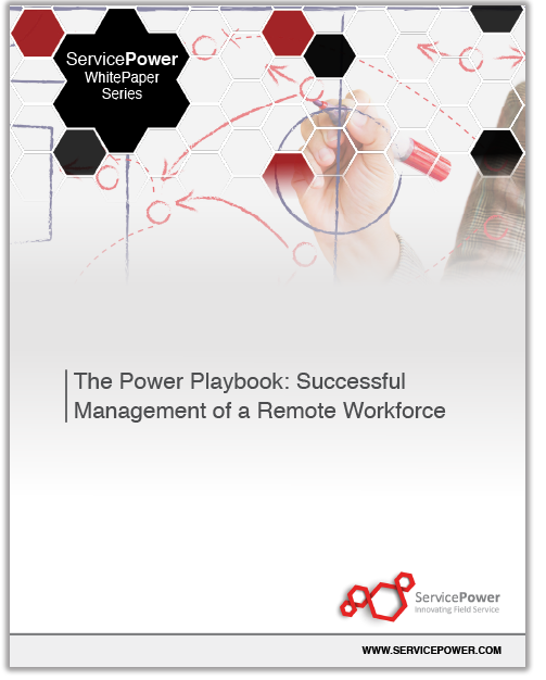 Free White Paper: The Power Playbook: Successful Management of a Remote Workforce