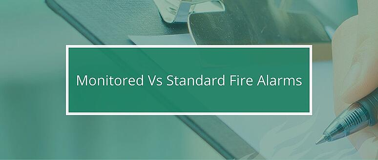 Monitored vs Standard