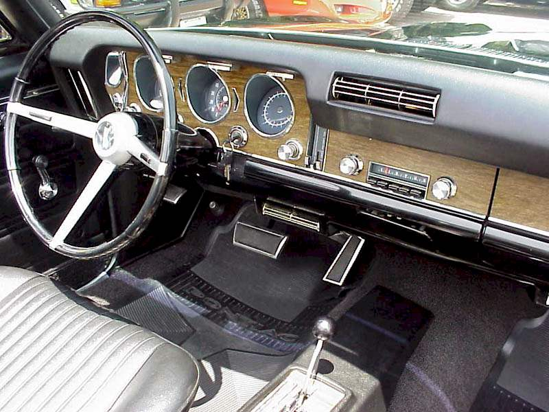 Service Manual How To Remove Dash From A 1968 Pontiac