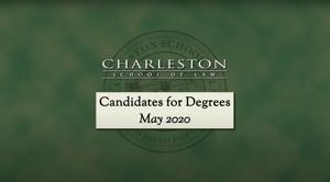 Charleston School of Law Graduation Video