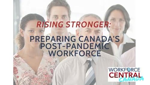 Preparing Canada's Post-Pandemic Workforce