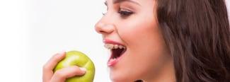 Qué comer y qué evitar cuando tienes brackets