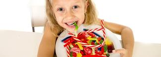3 culpables de las caries en niños y cómo evitarlas