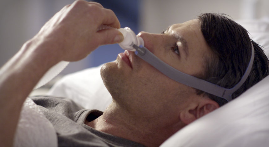will a cpap machine stop my snoring