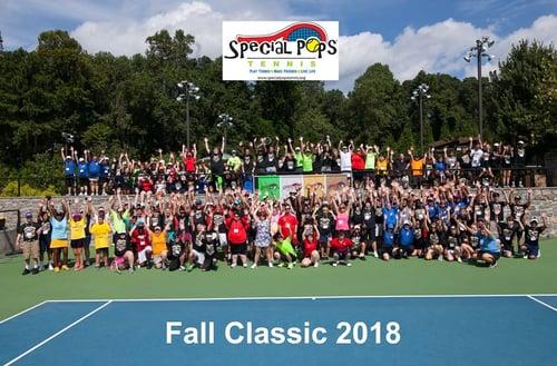 2018 Special Pops Tennis Tournament