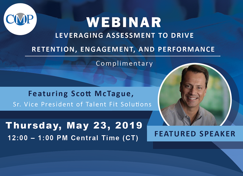 CMP Assessment Webinar