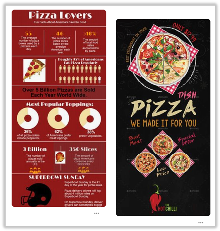 Pizza lovers pinterest drawings & photographs