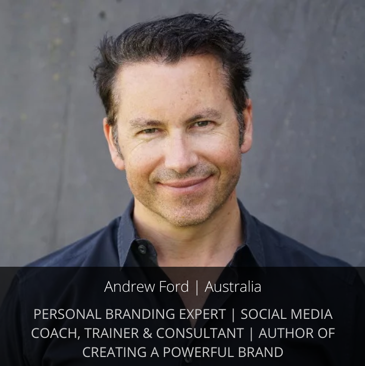 Andrew Ford Social Media College Expert