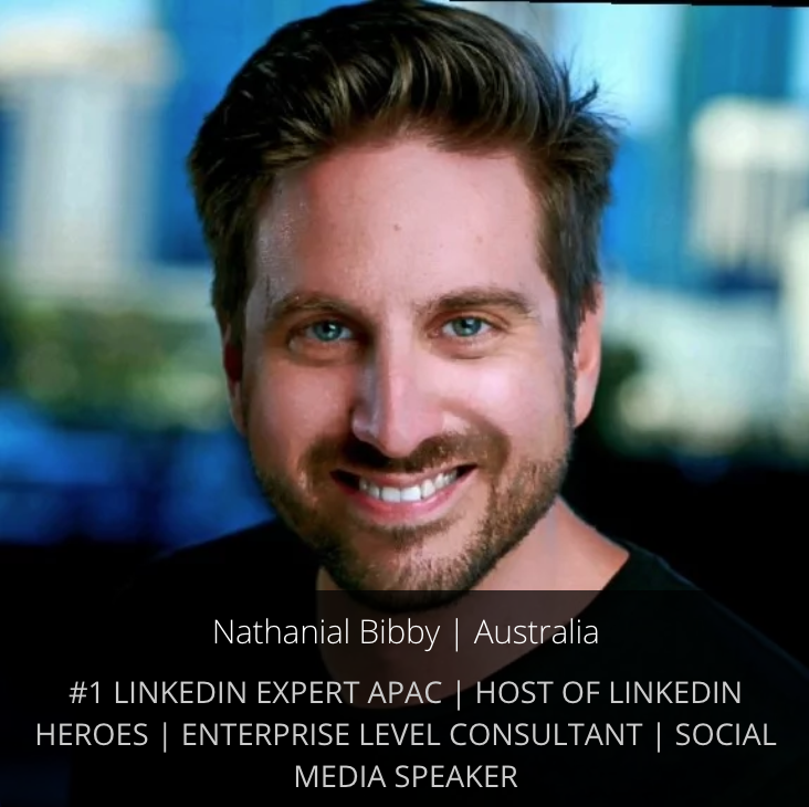 Nathanial Bibby Social Media College Expert