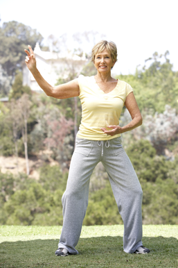 senior fitness, tai chi, exercise, retirement communities