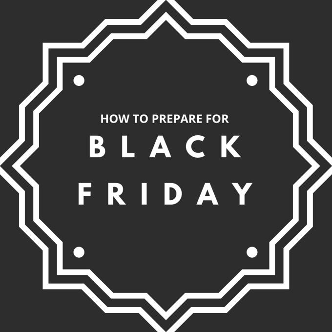 Black Friday Image - Blog