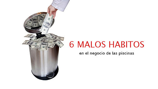 6 Cambios de Hábitos para Ahorrar Tiempo y Dinero en el Servicio de las Piscinas
