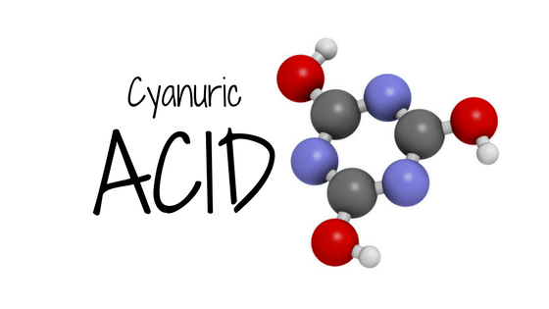 New 2016 CDC regulation on Cyanuric Acid