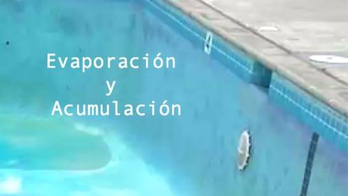 Evaporación y Acumulación