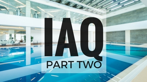 Origins of the pool air quality alliance | Part 2