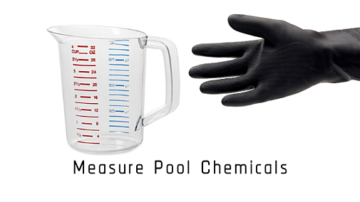 Measuring Pool Chemicals Matters for your Chemistry, and your Wallet