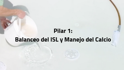 Balanceo del ISL y Manejo del Calcio (Pilar 1)