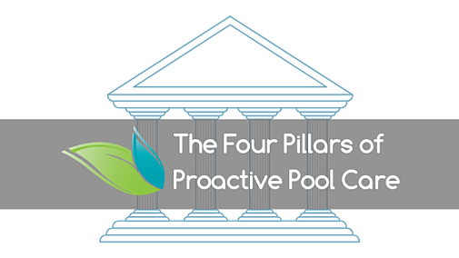 The Four Pillars of Proactive Pool Care