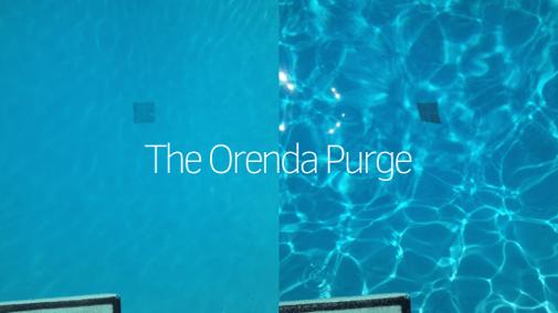 The Orenda Purge Dose