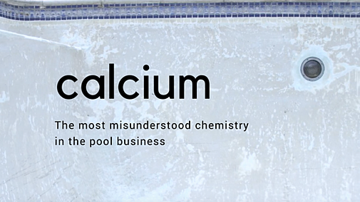 The most misunderstood chemistry in the pool business