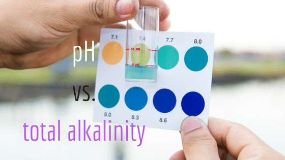 Total Alkalinity vs. pH, and Their Roles in Water Chemistry