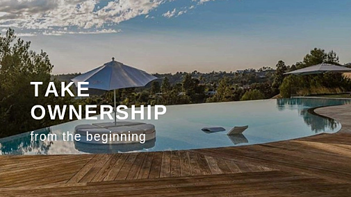 Pool Builders: Take Ownership from the Beginning