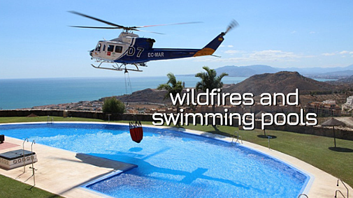 Wildfires and Swimming Pools