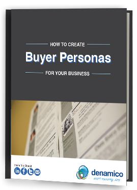 How to create buyer personas ebook image