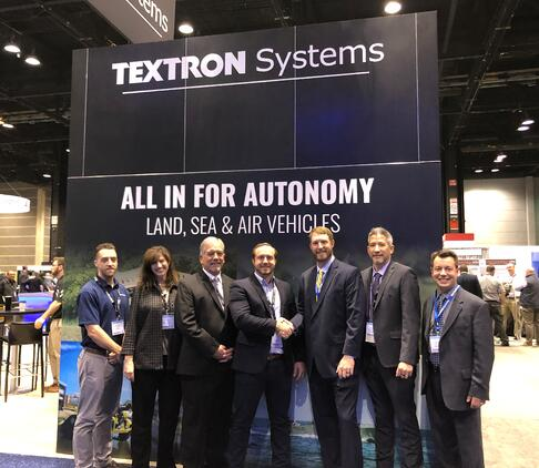 Unmanned Safety Institute to Collaborate with Textron Systems to Create Employment Pipeline for Collegiate Students