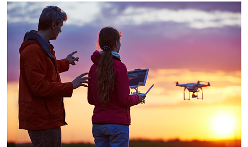 Drone STEM Education: Don't Miss an Opportunity to Introduce the Next Generation of Flight