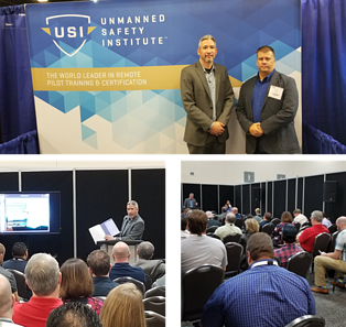 Unmanned Safety Institute Partners with Shell Deer Park to Deliver UAS Workforce Development Workshop at ACTE CareerTech Vision 2018