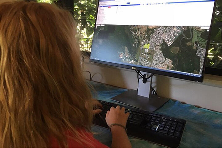 Bringing geospatial training to the forefront of Australian education