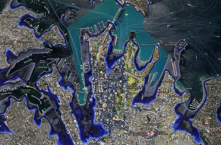 Leading Google Earth Engine projects