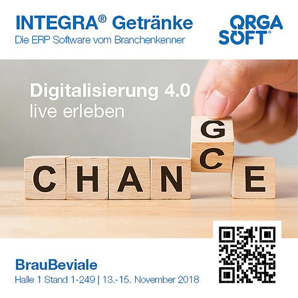 Save the Date: BrauBeviale 13. – 15. November 2018