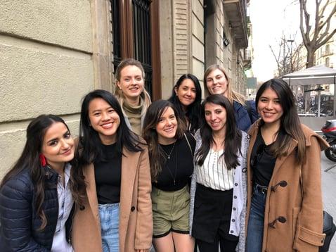 Women in Absolute Internship