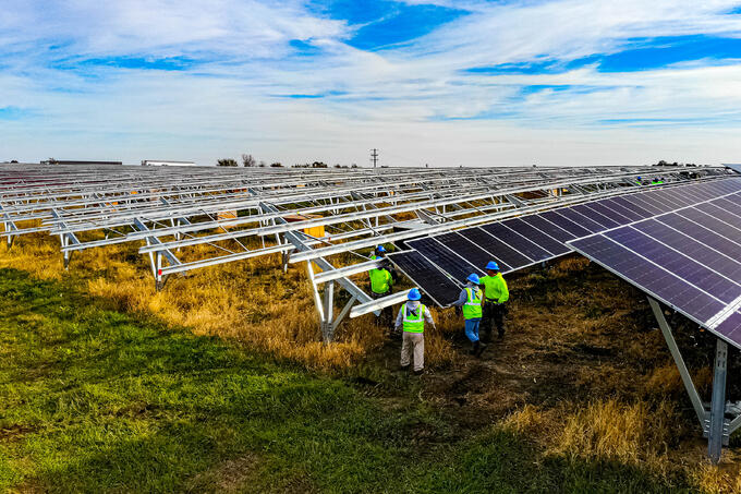 How is Vegetative Maintenance Impacting Your Solar Field?
