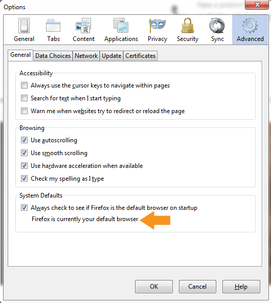 how to set ie as default browser