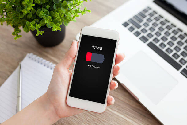 how to extend battery life smartphone