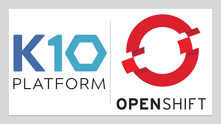 Enterprise Data Management for Red Hat OpenShift 4 with Kasten K10